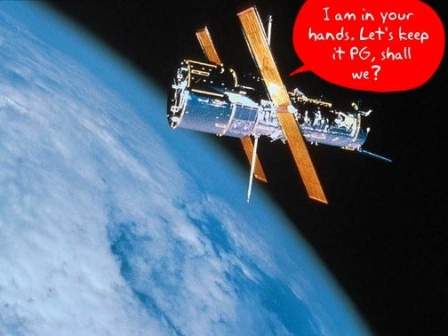 NASA Wants You To Tell Them Where to Point the Hubble Space Telescope