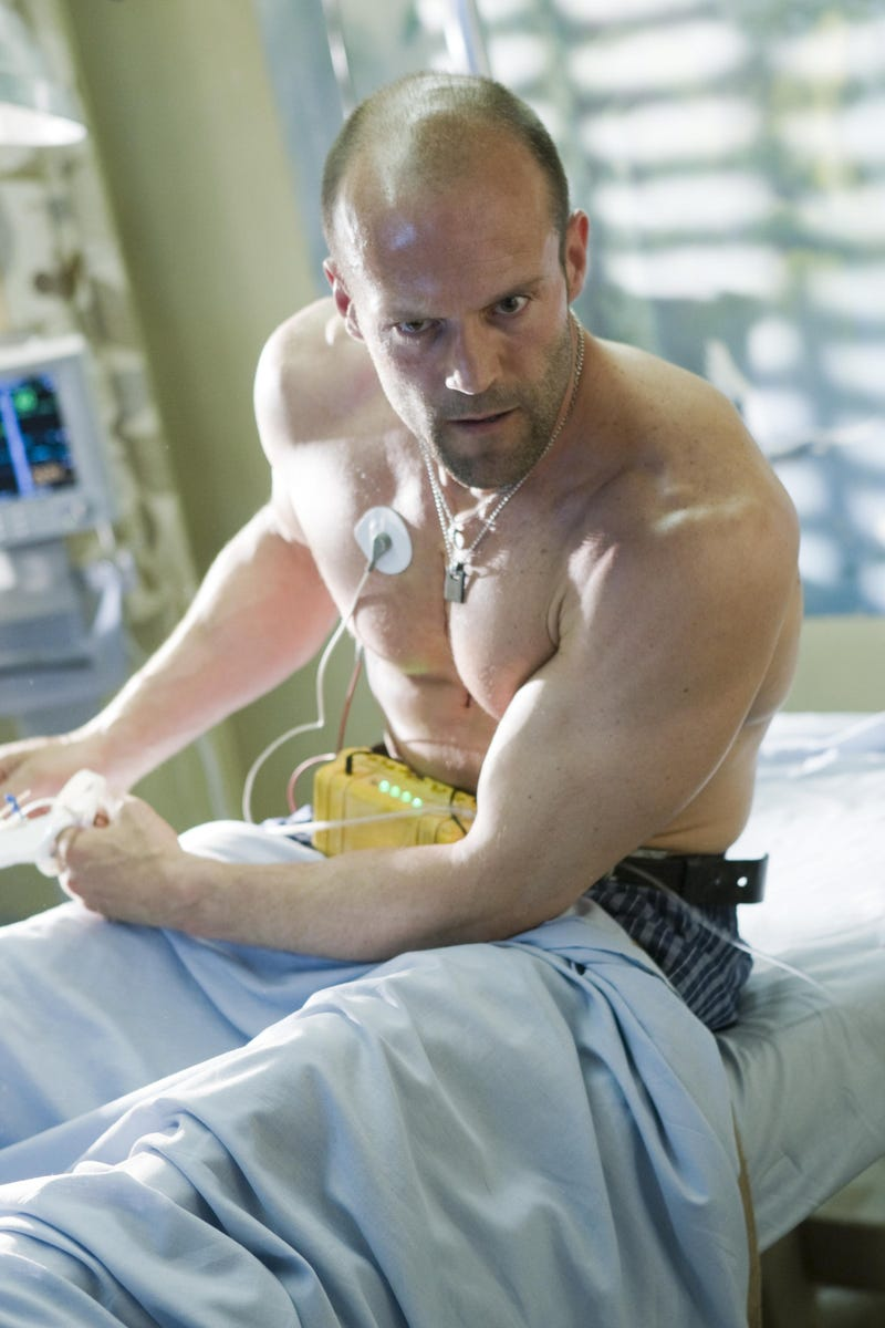 Crank High Voltage Trailer Gives Jason Statham One Hour To Live
