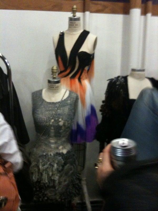 Fashion's Night Out: Jenna & Sadie Touch The Rodarte