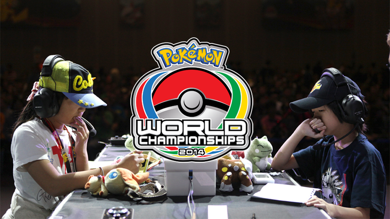 Watch The 2014 Pokémon World Championships Live, Right Here