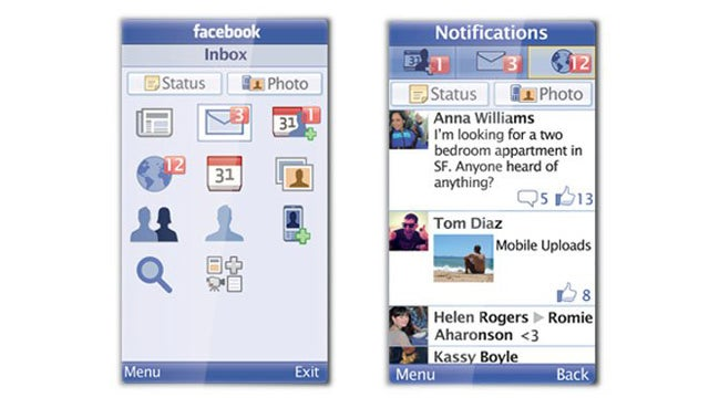 Facebook for Every Phone: Now Even People With Crappy Dumbphones Can Check Facebook