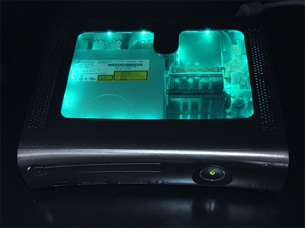 XCM Black Light Cases Makeover Your Xbox 360 In Minutes