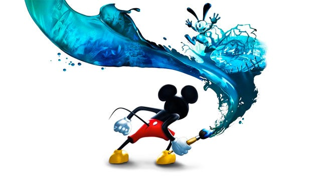 Epic Mickey Lands In Japan, But Is Less Epic Than Kirby