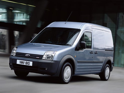 Ford Expects Profitability In 2011, Battery Electric Van By 2010, BEV Sedan For 2011