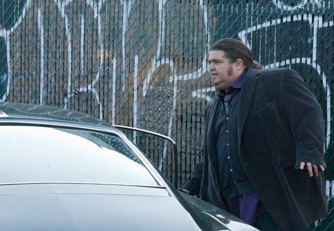 """Alcatraz 1x08, """"Clarence Montgomery"""" Pictures"""