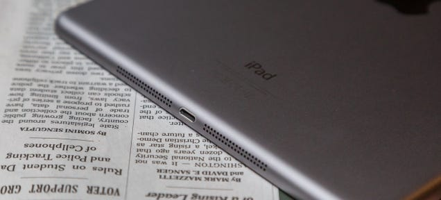 Bloomberg: Gold iPad Coming This Month, 12.9-Inch Version Next Year