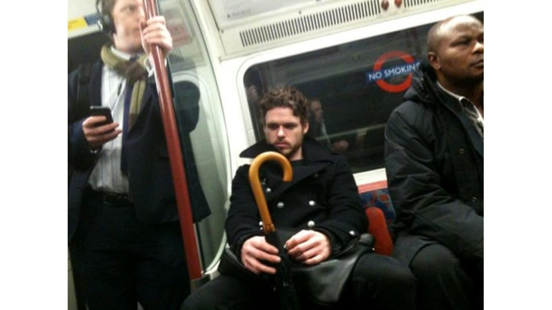 Robb Stark: King of Public Transit