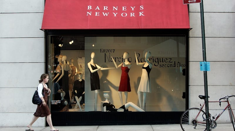 Another Black Person Who Dared Shop at Barneys Stopped by Police