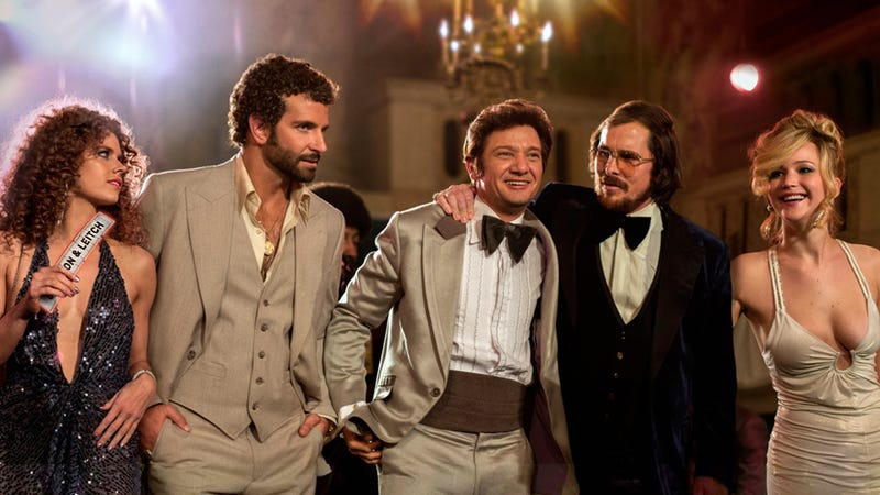 A Dog Distracted By A Squirrel: American Hustle, Reviewed.