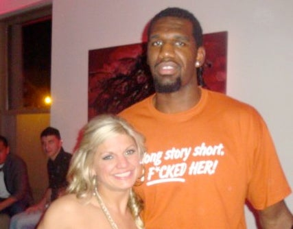 Greg Oden's Knee Is Healing Nicely