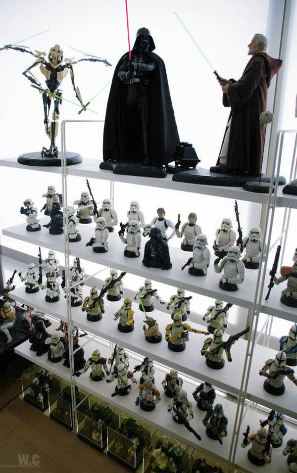 Ultimate Star Wars Apartment