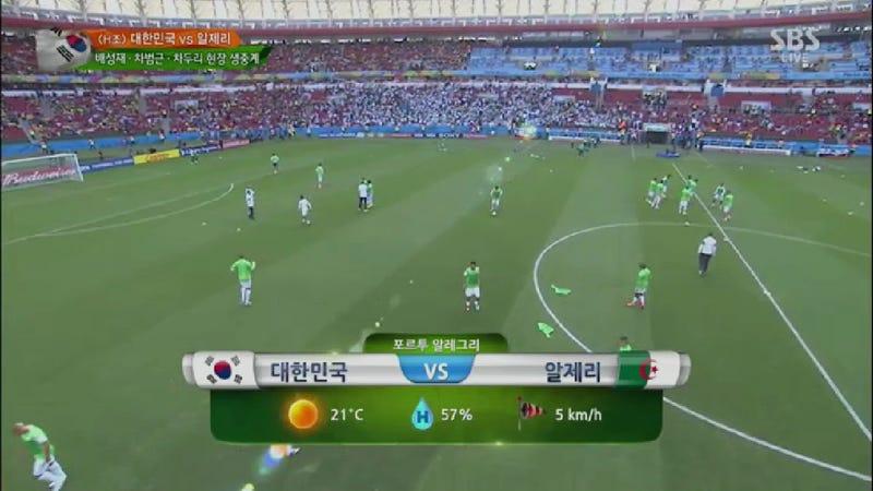South Korea vs. Algeria: Live Online Streaming Links