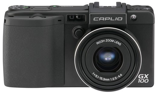 Ricoh Caplio GX100: 10 Megapixel Compact Will Make You Look Like a Swedish Graphic Designer