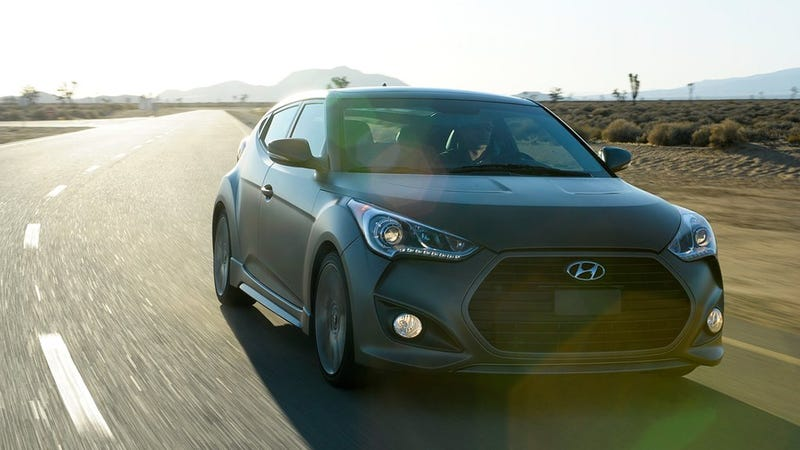 Hyundai Veloster Turbo Priced Not Priced Below $20,000