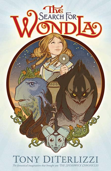 WondLa: Probably Your Kid's New Favorite Science Fiction Book Series
