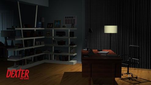First Screen, Details On Dexter: The Video Game