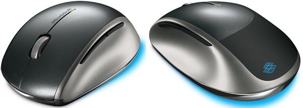 Microsoft BlueTrack Mouse: Laser Precision On Any Surface
