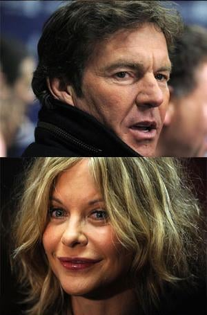 Dennis Quaid Thinks Meg Ryan Has Got Some Mouth On Her