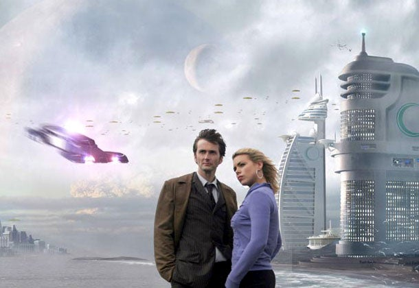 In 2025, Doctor Who Will Merge With Its Own Video Game
