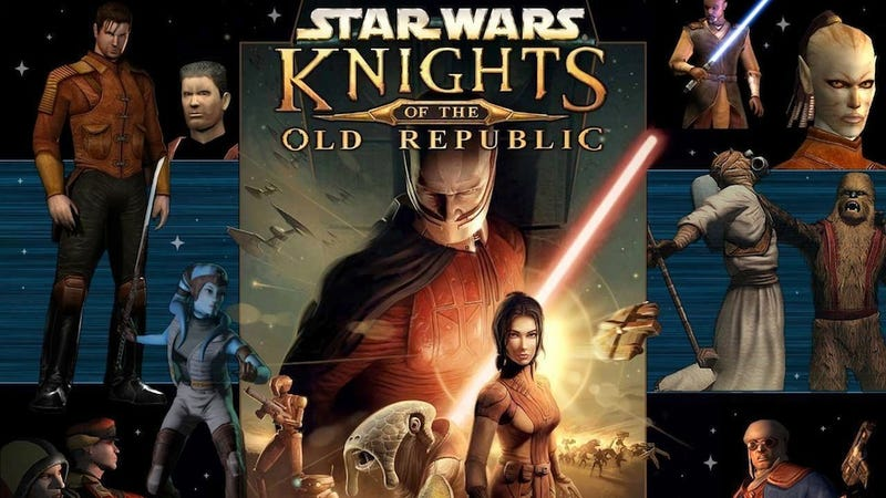 Happy Birthday, KotOR! Thanks For Having Such Great Star Wars.