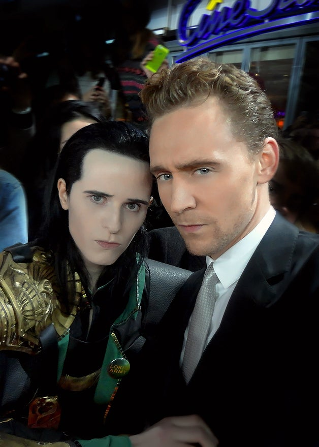 Loki Cosplayer Meets Loki, Universe Implodes