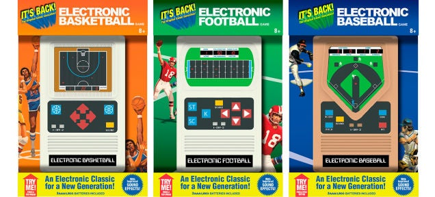 80s Electronic Toys : Nine popular toys from the s that are back gizmodo uk