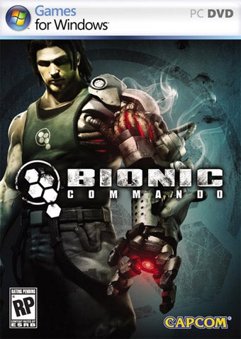 Bionic Commando PC Swings Into Action