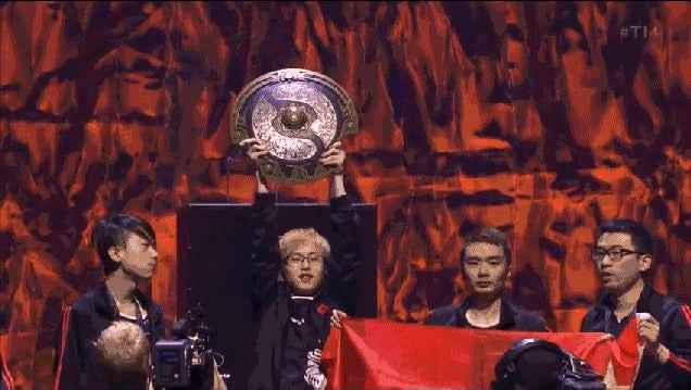 Dota 2 Finals Winner Takes Home $5 Million