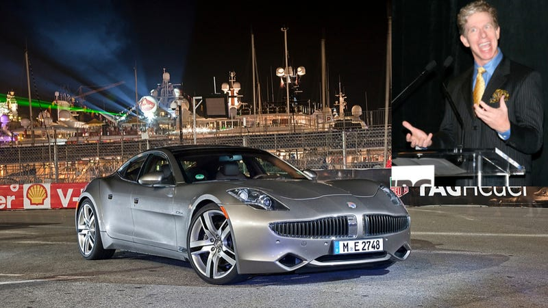 WSJ's Dan Neil Admits He 'Went Too Easy On The Fisker Karma'