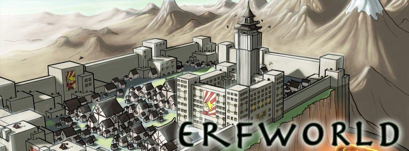Q&A with 'Erfworld' Creator Rob Balder