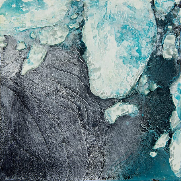This Painter Can Even Make Toxic Sludge Look Beautiful