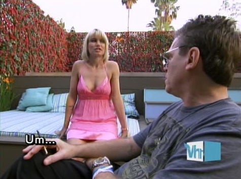 Celebrity Rehab: Daniel Baldwin Claims Mary Carey's Breasts Are A Relapse Trigger