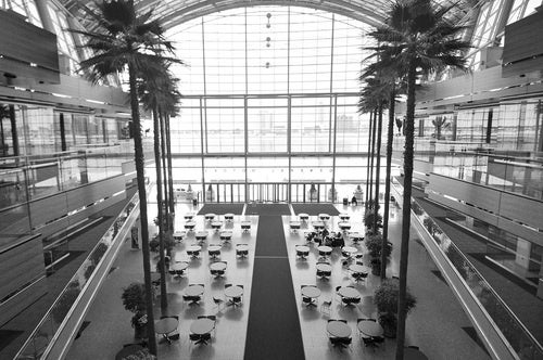 Even In Winter, GM's Wintergarden Is Depressing