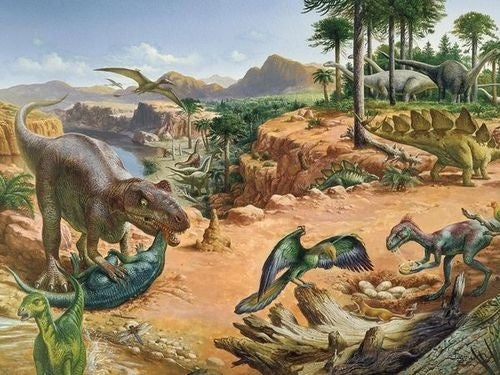 The more dinosaurs you name, the fewer you've actually discovered