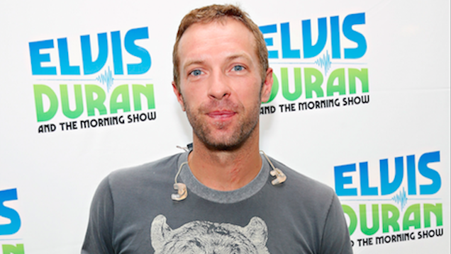 Chris Martin Parties With Pantsless Woman After J-Law Breakup