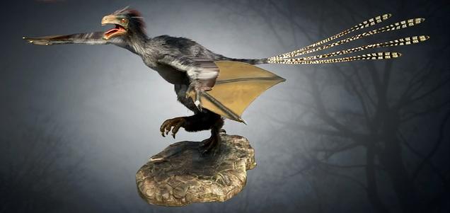 Hallan un nuevo dinosaurio con un tipo de alas desconocidas hasta ahora Dk5gqvicov85gatyjmwl