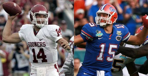 Oklahoma vs. Florida Decide To Go Ahead With BCS Championship Game Anyway