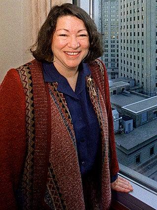Sonia Sotomayor: Dumb