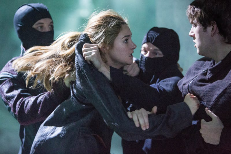 Divergent Is A Ridiculously Fun Story Of Social Engineering Gone Mad