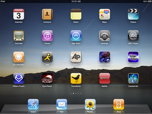 iPad App Review Marathon Live