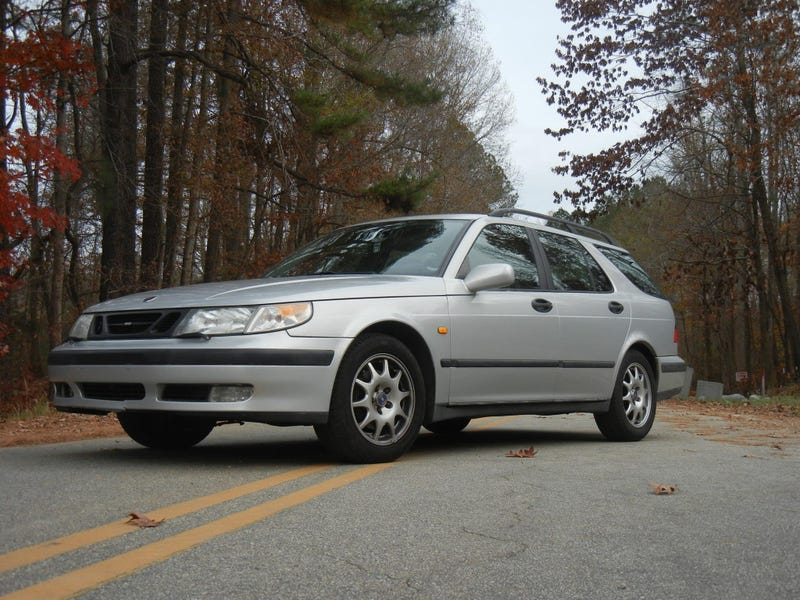 2000 Saab 9-5 Wagon: Opposite Lock Review
