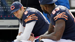 Report: Brandon Marshall Called Out Jay Cutler In Bears' Locker Room