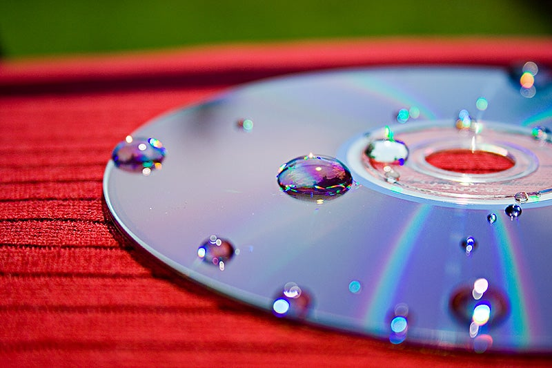 Sony and Panasonic's New Optical Archival Discs Will Store Up to 1TB