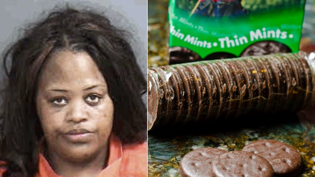 Woman Attacks Roommate Over Thin Mints