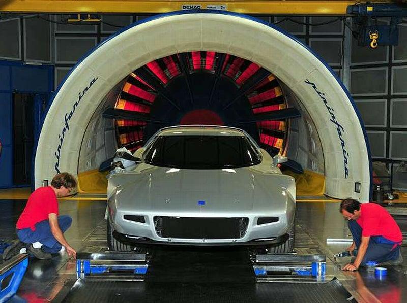 New Lancia Stratos Is Ferrari F430-based