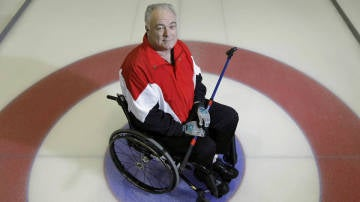 Paralympic Curler Busted For Fake Viagra