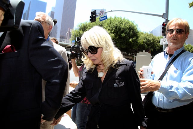 "Donald Sterling Called His Wife a ""Pig"" Today in Court"