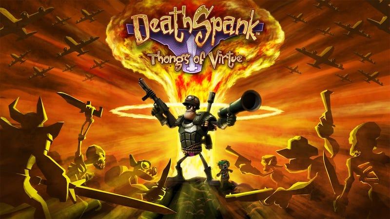 Played: DeathSpank: Thongs of Virtue