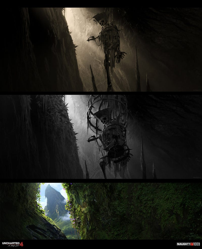 The Art Of Uncharted 4