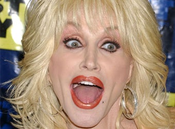 Dolly Parton: She's Just Like Us!